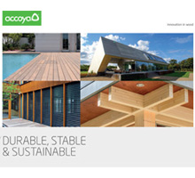Accoya General Brochure