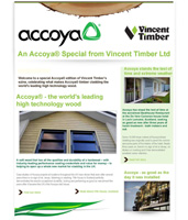 Accoya Special News Bulletin