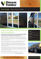 East Lothian House Case Study