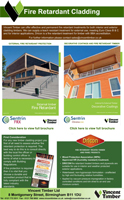 Fire Retardant Treated Cladding Product Brochure
