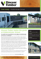 Cape Cod Case Study - Kidderminster School, Worcestershire