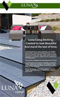 Luna Comp Decking Product Brochure