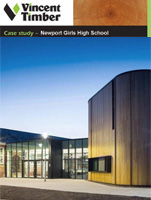 Siberian Larch Case Study - Newport Girls High School