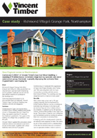 Cape Cod Case Study - Richmond Villages Grange Park