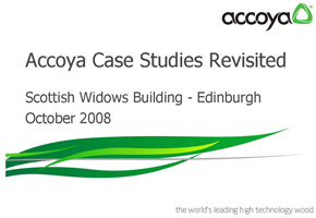 Accoya Case Study - Scottish Widows