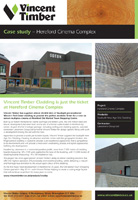 Sivalbp - Hereford Cinema Complex Case Study