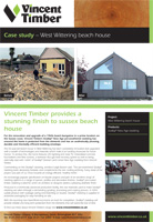 West Wittering Beach House Case Study